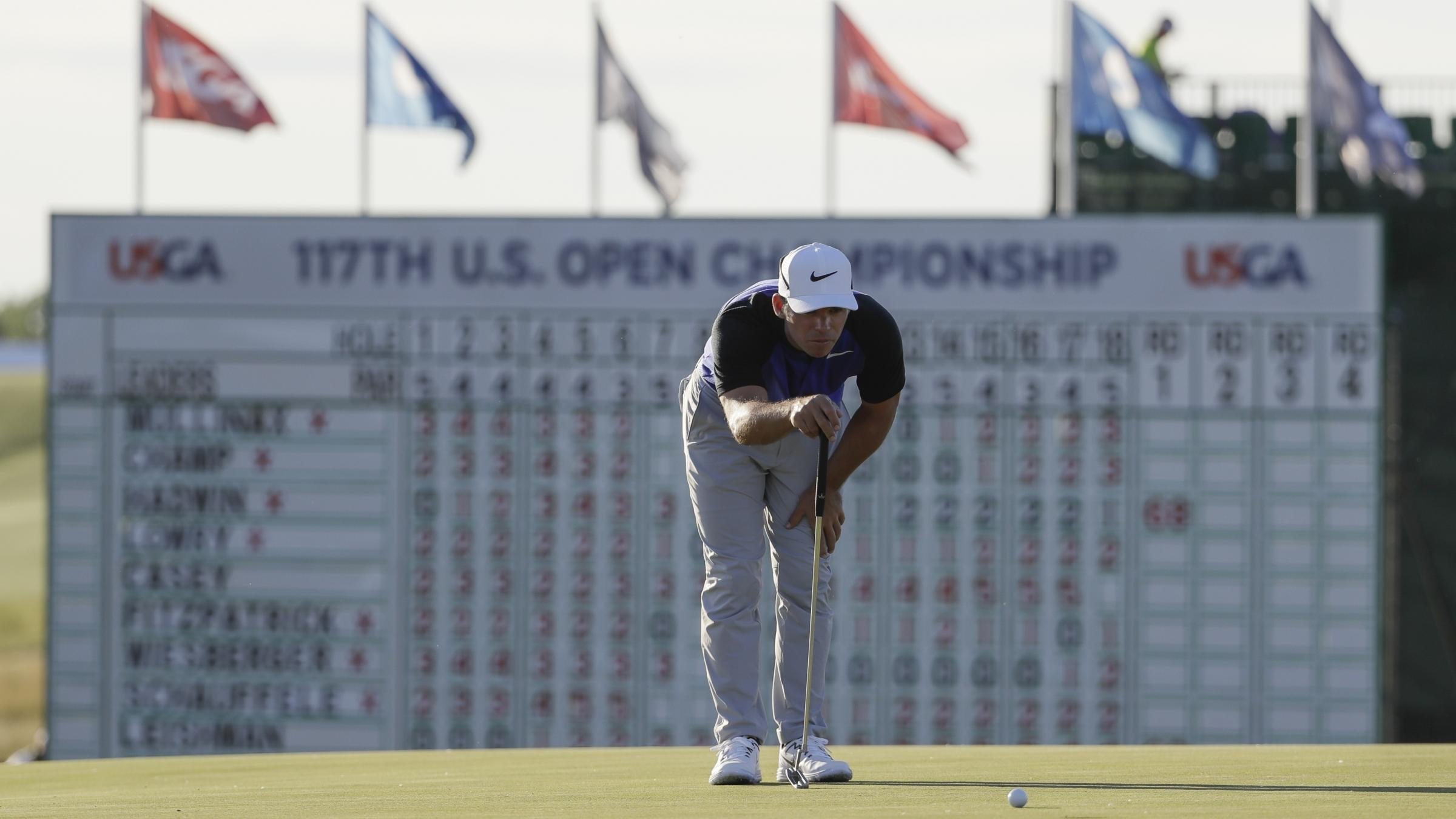 Rory McIlroy dismisses Social Media criticism after missing US Open cut