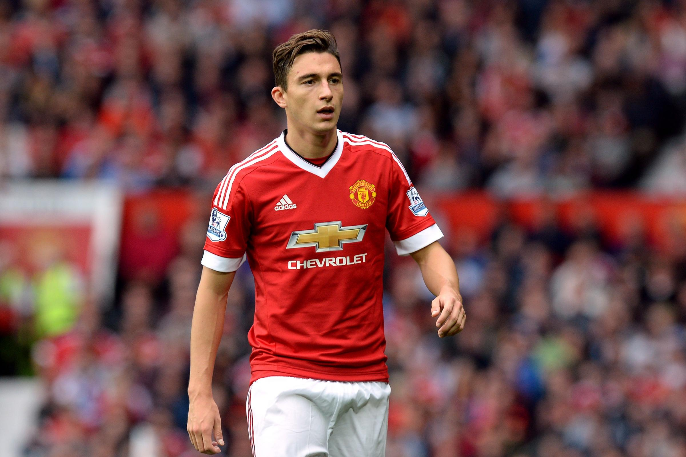 Napoli interest in Manchester United's Matteo Darmian confirmed by president