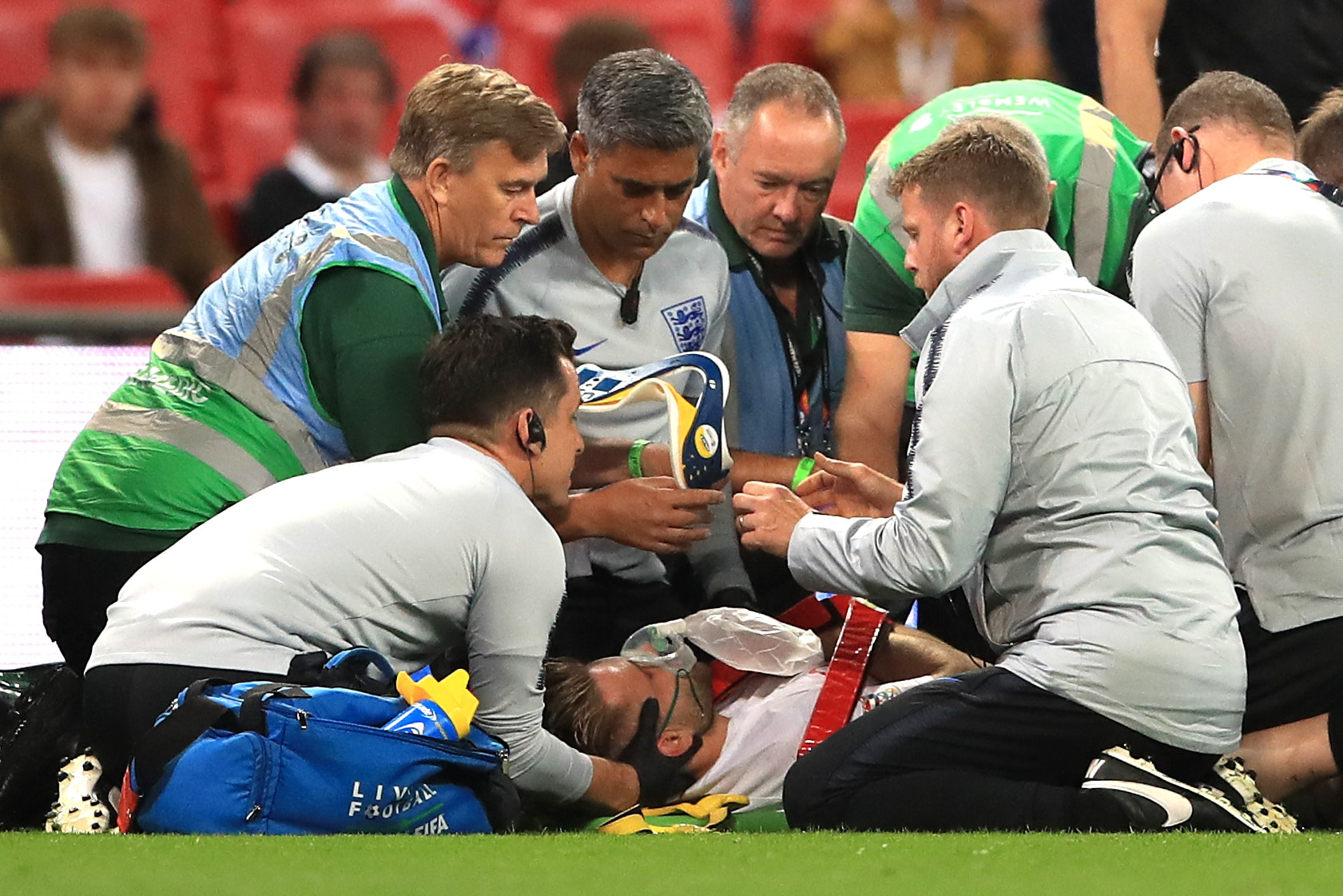 Fresh Luke Shaw Injury Reportedly Not As Bad As First Appeared